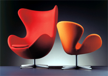 Egg Chair & Swan Chair