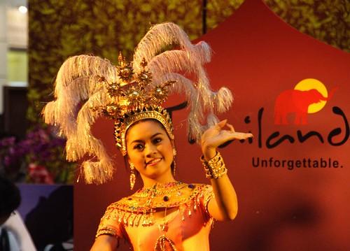 泰國舞蹈之美