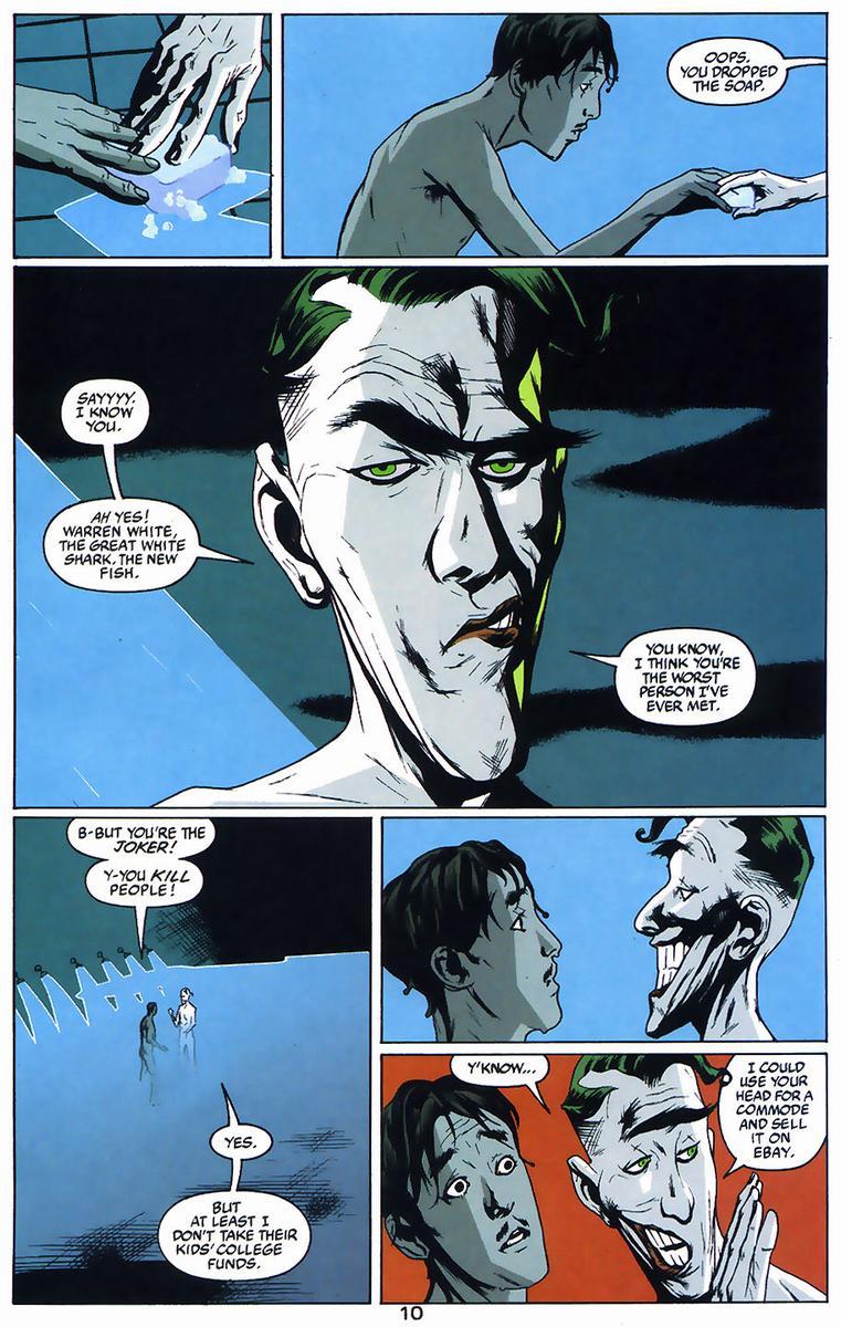 Arkham Asylum # 1