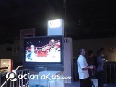 Jugando Wii Sports: Box
