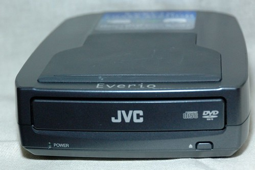 JVC CU-VD10 Everio DVD