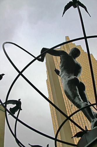 Sculpture - Union Station