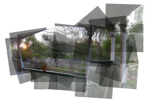 veranda panography