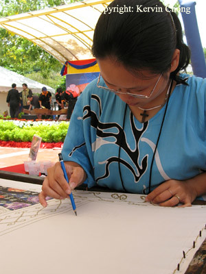 Batik-Draw