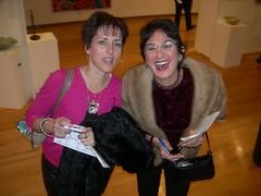 Mary Ann Van Osdell, Laura Gehrig