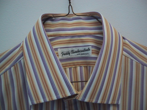 Freddy Vandecasteele shirt