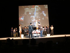 ROBO ONE GP in Atsugi