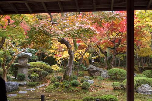 Enkoji temple (圓光寺)