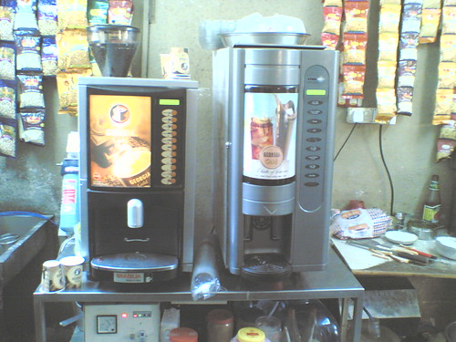 Bistro Coffee Machine