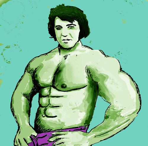 Elvis Hulk