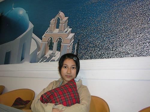 20061125_「靴子」義大利餐館_蓁妮