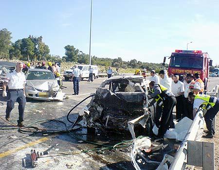 Elad Israel Fatal MVA 11/26/06