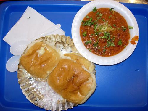 Pav Bhaji Chat