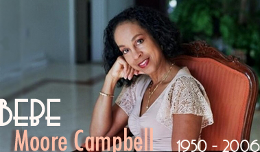 Author, Bebe Moore Campbell