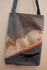 bird bag front