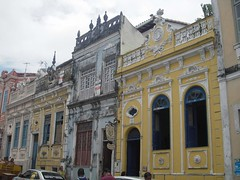 Old Mansions in Salvador