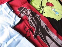 Camisetas Oddica