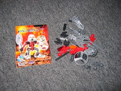 Bionicle parts