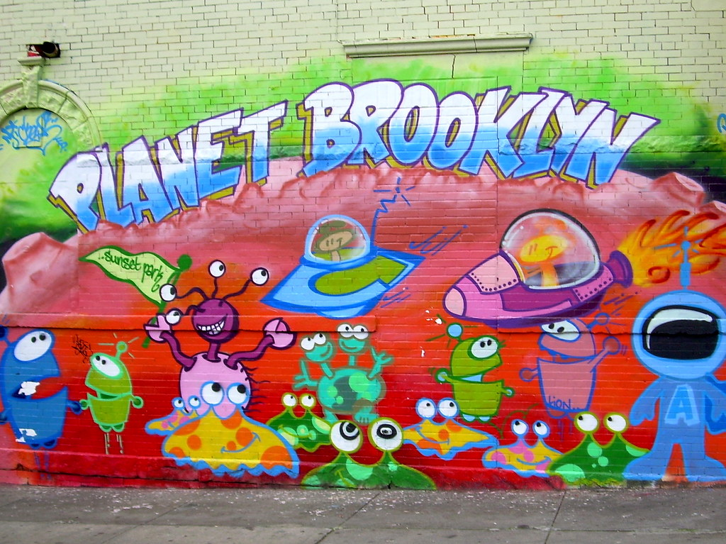 planet brooklyn, sunset park