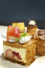 ミルフィーユ フランス菓子 16区 福岡