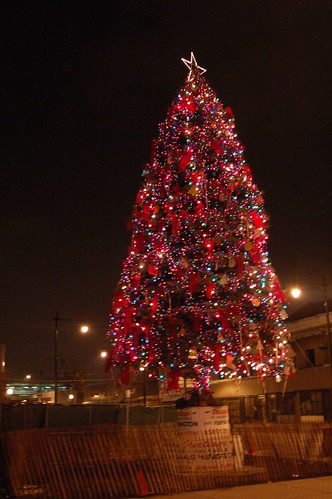 Bronzeville Christmas Tree