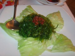 seaweed salad (by kapsi)