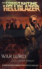 constantine:war lord - john shirley
