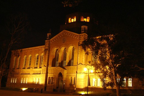 Powell (College) Library