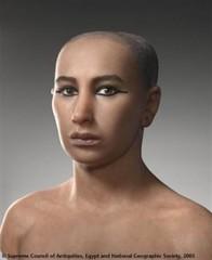 Wrathful Boy King - Tutankhamun