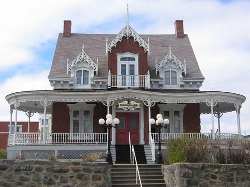 maison Caya c1880