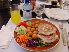 捷克當地風味餐