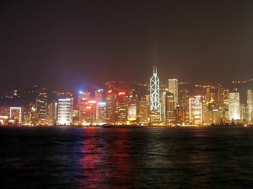 The Hong Kong Skyline (Part 2)