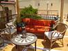 Terrace, Beit Al Mamlouka Hotel
