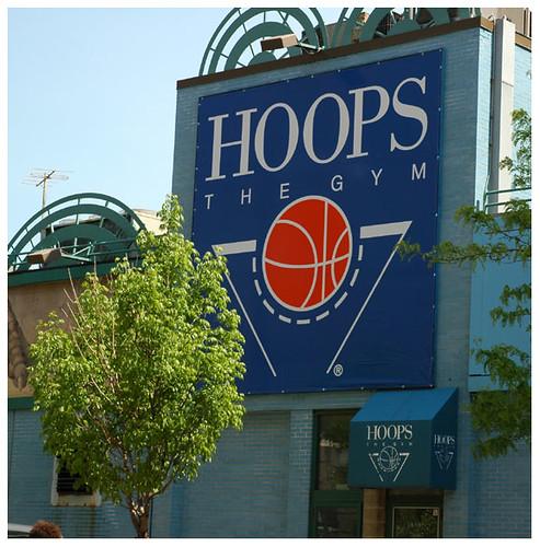 Hoops facade