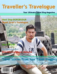 Travel Magazine - Borobudur