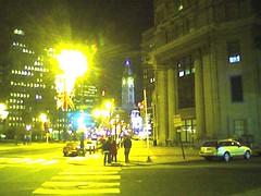 Evening in Philadelphia