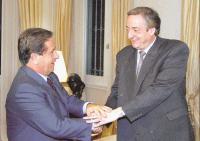 Kirchner y Duhalde
