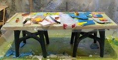 artists workbench.