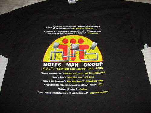 Lotusphere 2006 - T-Shirt 03