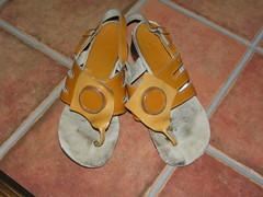 Mammas sandaler