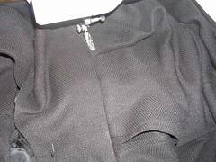 waist topstitch