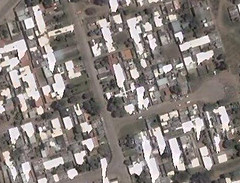 Blank houses in Argentina?
