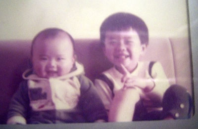 小時候舊照片