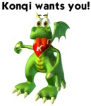Konqui Wants You!