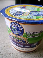 Buffalo milk yogurt