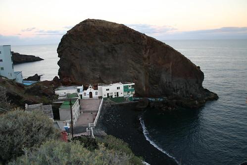 Playa Los Roques.
