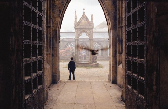 Hogwarts corridor