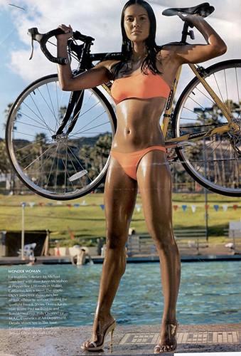 Nice Bike girl!
