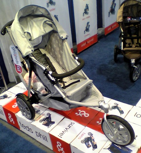 The Phil & Teds GT Stroller