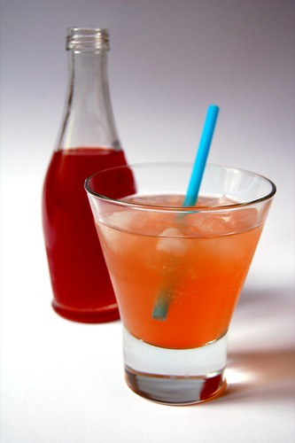 Blood Orange Cordial© by Haalo